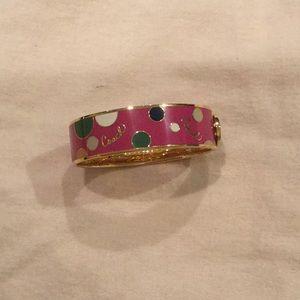 Coach cuff bracelet